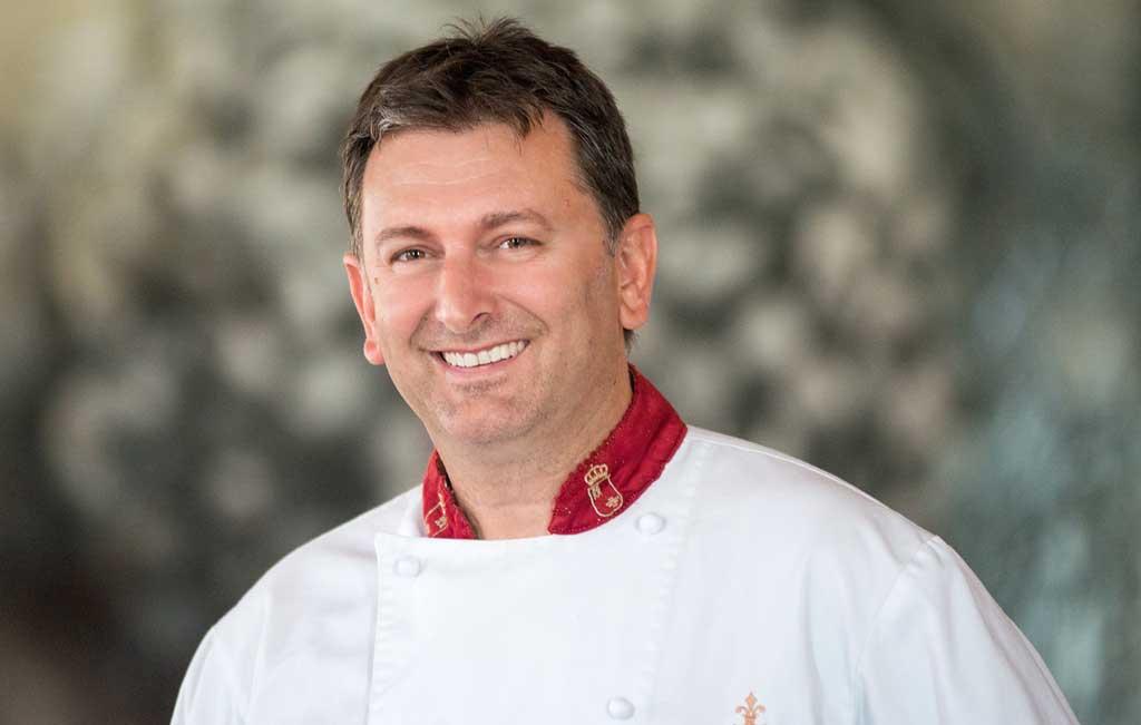 Chef Miguel Aurelio