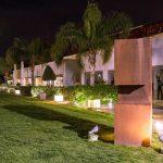 Jardín Trasero y Salón Ricote