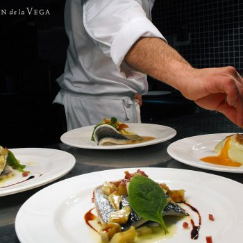 Cocina El Casón de la Vega