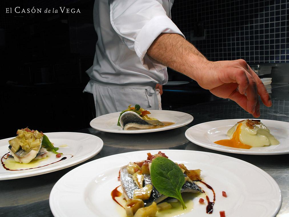Entrevista a oscar coll segundo jefe de cocina del cas n - Pinche de cocina ...